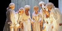 Hochzeit des Figaro Premiere