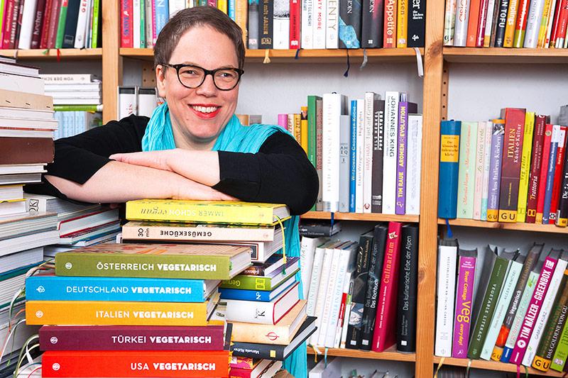 Die Foodbloggerin Katharina Seiser