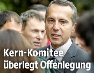 BK Christian Kern