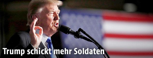 US-Präsident Donald Trump