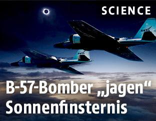 NASA Rendering zeigt B72-Bomber