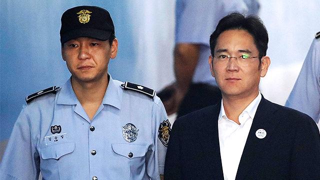 Korruption: Samsung-Chef muss ins Gefängnis