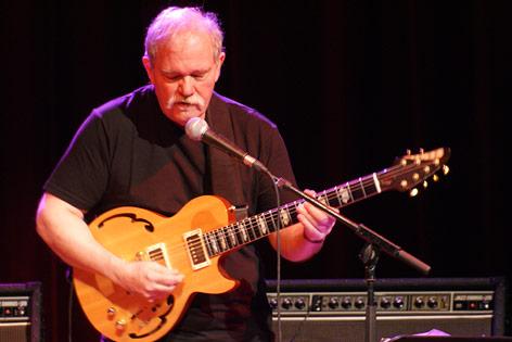 US-Musiker John Abercrombie
