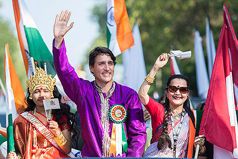 Kanadiens Premierminister Justin Trudeau
