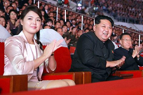 Kim Jong Un Frau
