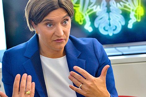 ORF 1-Infochefin Elisabeth Totzauer