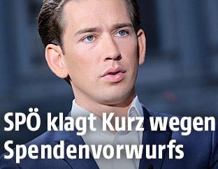 Sebastian Kurz, Bundesparteiobmann ÖVP