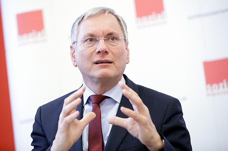 Sozialminister Alois Stöger (SPÖ)