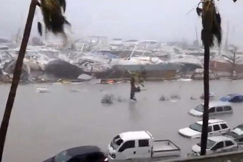 Hurrikan Irma News