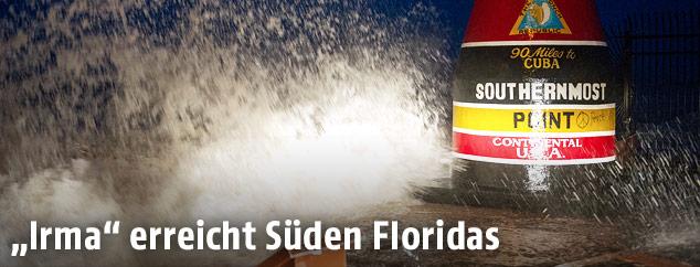 """Hurrikan """"Irma"""" in Florida"""