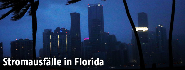 """""""Irma"""" in Florida"""