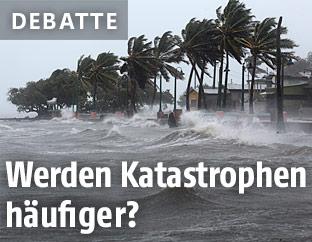 "Hurrikan ""Irma"" in der Karibik"