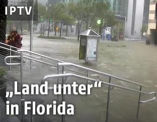 Überflutungen in Miami