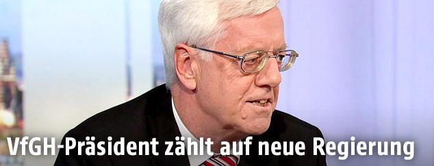 Gerhart Holzinger