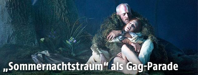 """Szene aus """"Sommernachtstraum"""""""