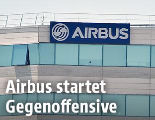 Airbus-Gebäude