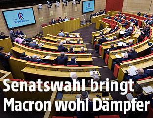 Senat in Paris