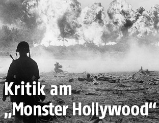 "Filmszene von ""Apocalypse Now"""