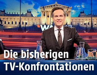 ORF-Moderator Tarek Leitner