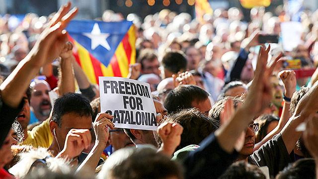 Madrid verhaftet katalanische Politiker