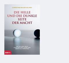 """Buchcover von Christine Bauer-Jelinek: """"Die helle und die dunkle Seite der Macht"""""""