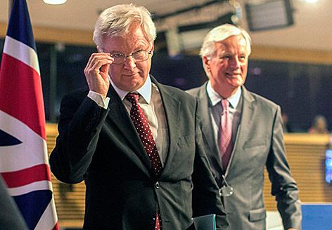 Barnier sieht keinen baldigen Durchbruch bei Brexit-Verhandlungen