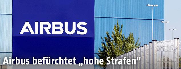 Airbus-Hauptquartier in Toulouse