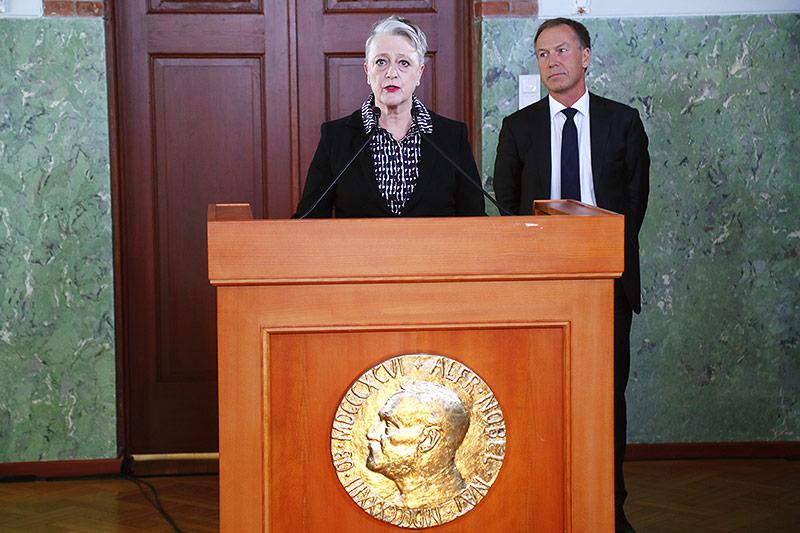 Berit Reiss-Andersen (Norwegischen Nobelkomitee)