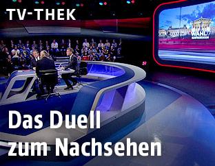 Wahl-TV-Duell ÖVP - NEOS