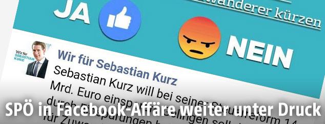 Screenshot www.facebook.com