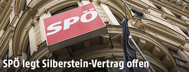 SPÖ-Zentrale in der Löwel-Straße