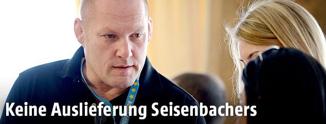 Judo-Olympiasieger Peter Seisenbacher