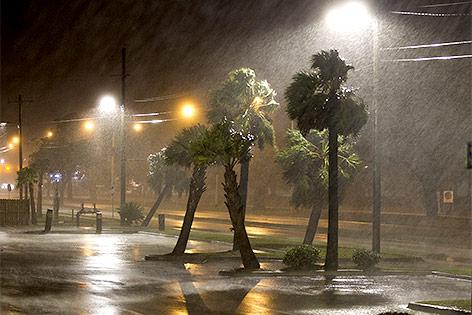 Sturm in Mississippi