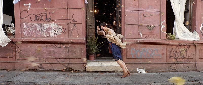 """Daniela Vega als Marina. Szenenbild aus """"Eine fantastische Frau"""""""