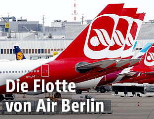 Air Berlin Flugzeuge
