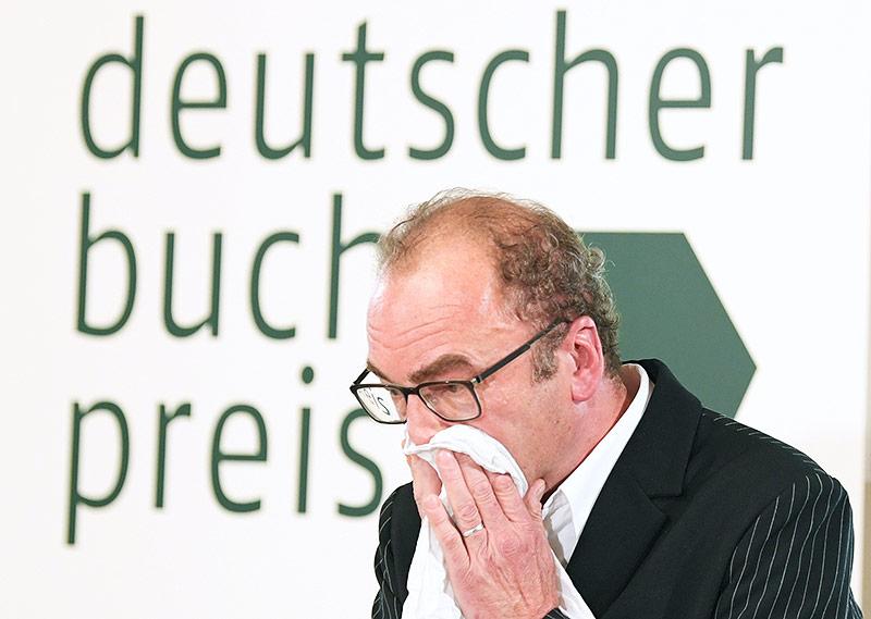Der österreichische Autor Robert Menasse