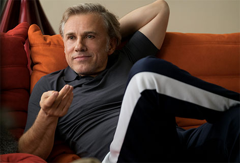 "Christoph Waltz in ""Downsizing"""
