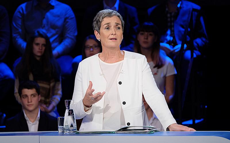 Grüne Spitzenkandidatin Ulrike Lunacek