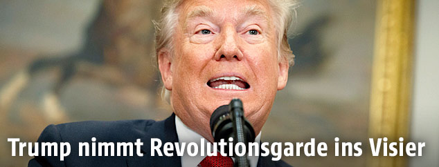 Präsident Donald Trump