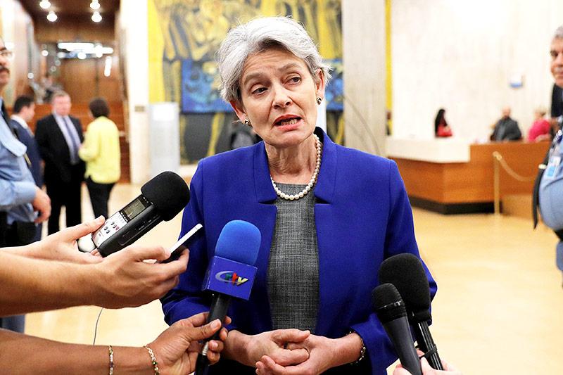 Irina Bokowa