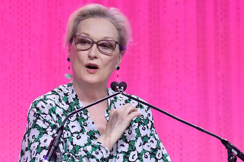 Hollywood-Schauspielerin Meryl Streep