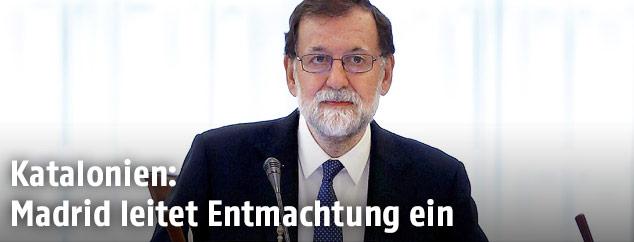 Ministerpräsident Mariano Rajoy