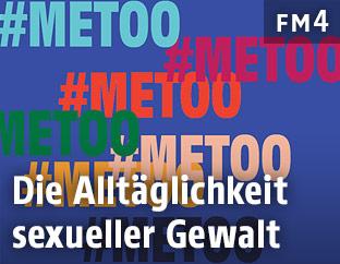 """""""#MeToo""""-Schriftzüge"""
