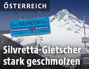Silvretta-Gletscher