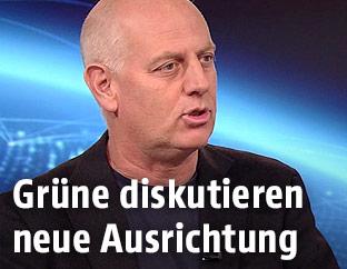 Der ehemalige grüne Bundessprecher Christoph Chorherr