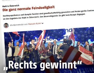Screenshot zeigt Spiegel-Artikel