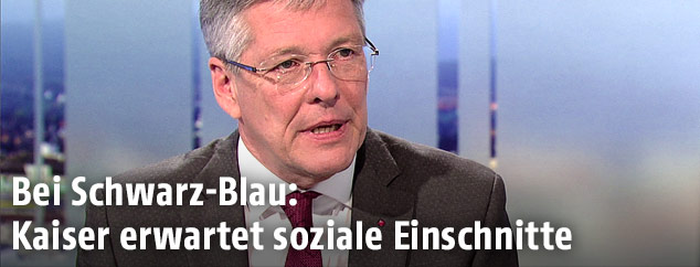 Kärntner Landeshauptmann Peter Kaiser (SPÖ)