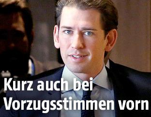 ÖVP-Bundesparteiobmann Sebastian Kurz