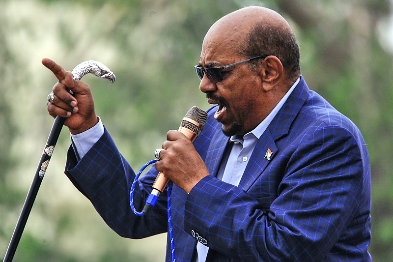 Der sudanesische Präsident Omar al-Baschir