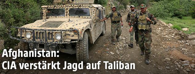 Afghanissche Spezialeinaheit